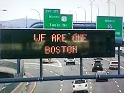 Boston, we are one