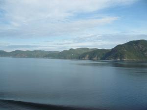 Saguenay Fjord, Quebec Province