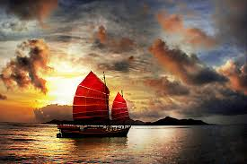 A Slow Boat to China